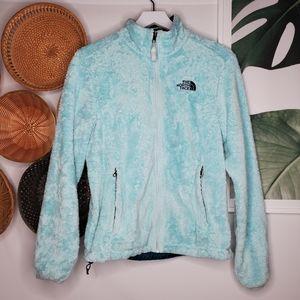 The North FaceOsito 2 Fleece Full Zip Jacket Blue